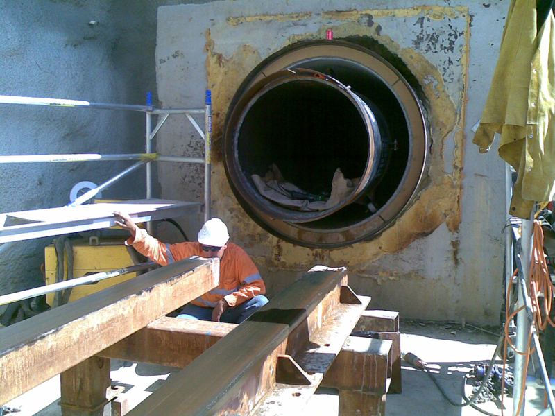 microtunnelling
