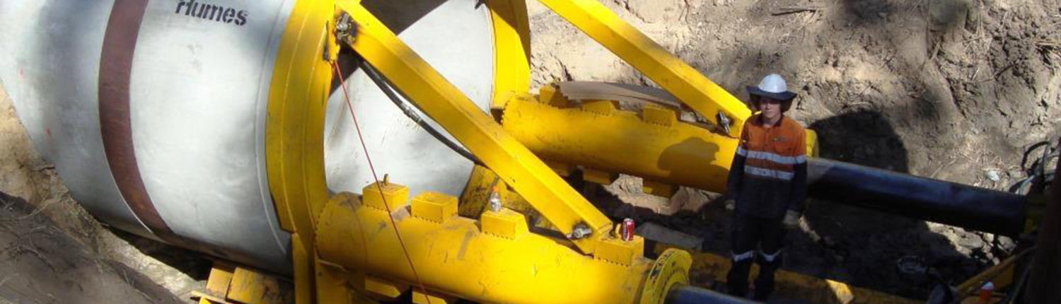 Pipe Jacking - Laser Guided Pipe Jacking - JTP Consulting